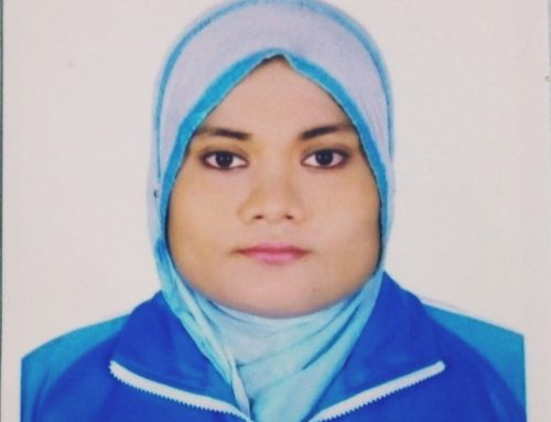 The New Bangladesh Beach Tennis Association President is Ayesha Siddika
